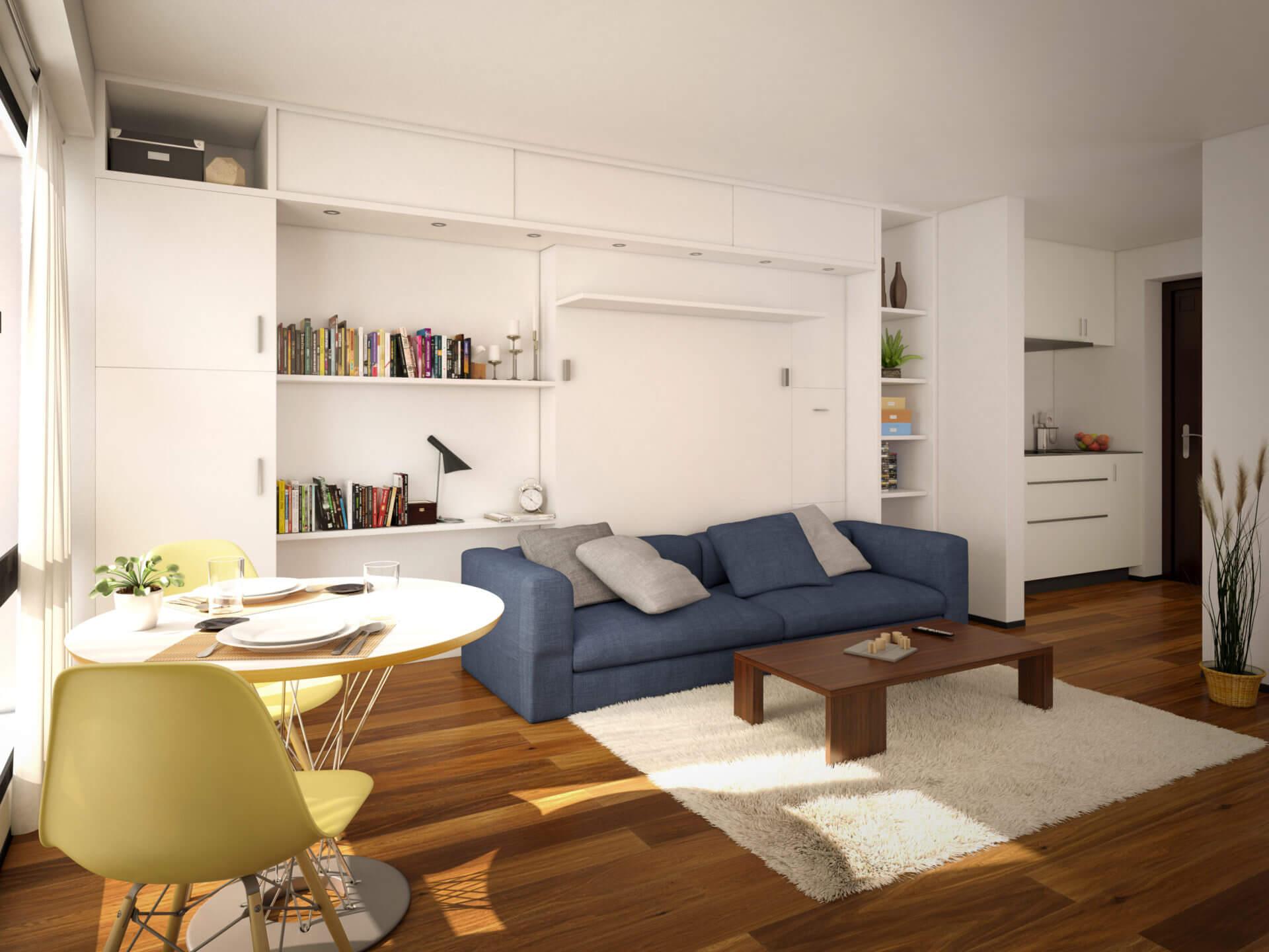 Studio neuf vendre bruxelles immobilier neuf qubrik for Studio neuf