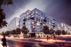 Investeer in een assistentiewoning in het hartje van een gloednieuwe wijk te Brussel