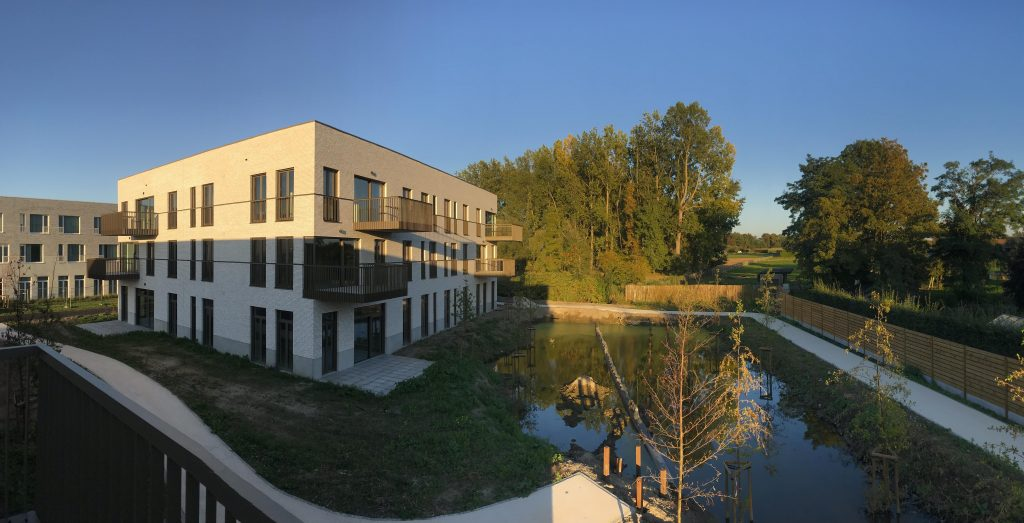 Roobeekpark Ardooie by Qubrik