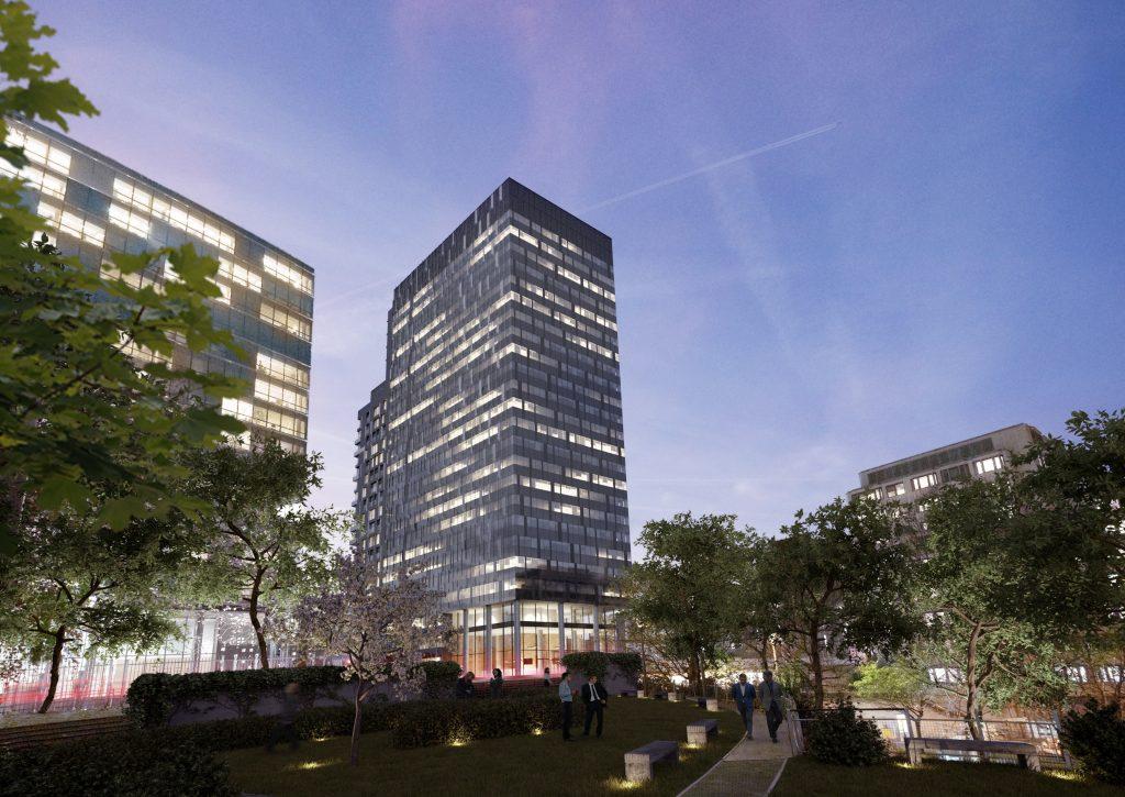 The One nieuwbouwappartementen te koop in Brussel - investeren in vastgoed | Qubrik