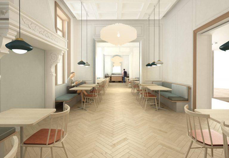 4 appartements business pour investissement à Bruxelles